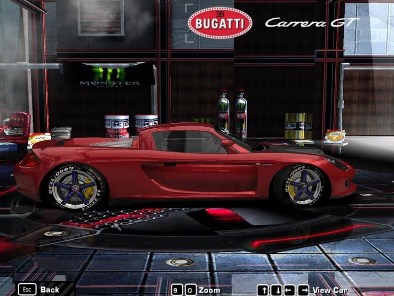 Porsche carrera gt need for speed most wanted rides nfscars porsche carrera gt publicscrutiny Images