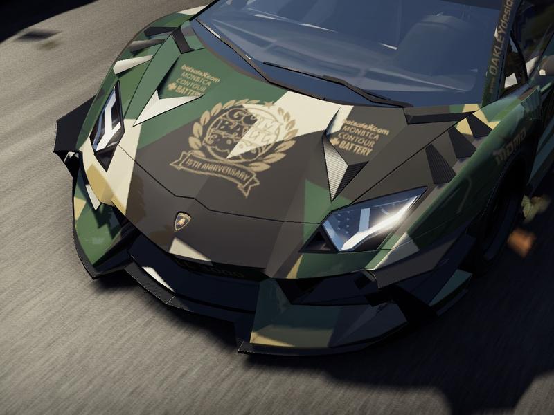 Lamborghini Murcielago R Sv Gt1 Need For Speed Shift 2 Unleashed