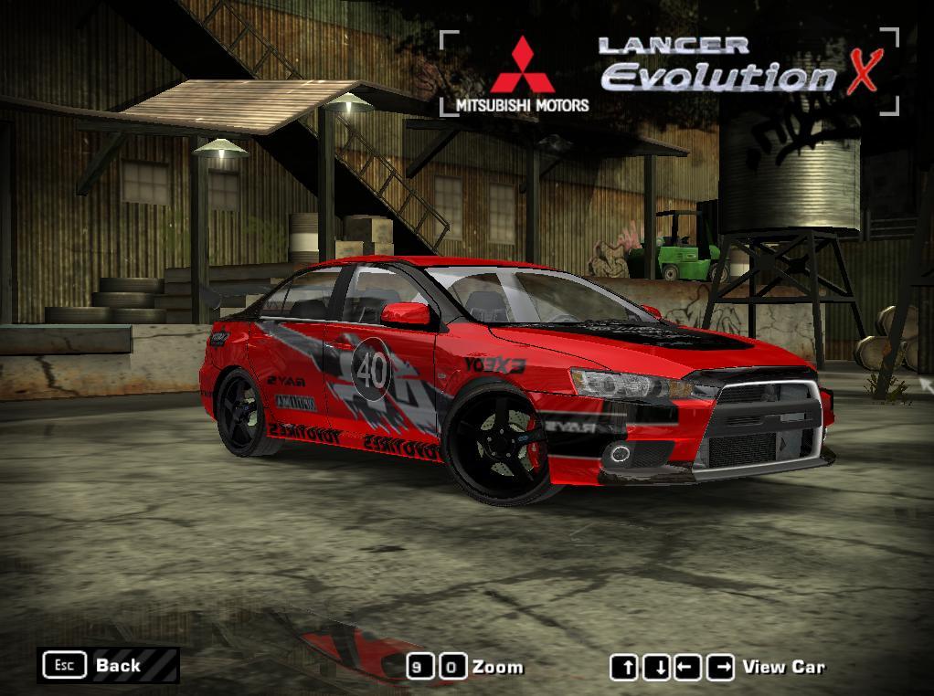 2016 Lancer Evolution >> Mitsubishi Lancer Evolution X Photos | Need For Speed Most ...