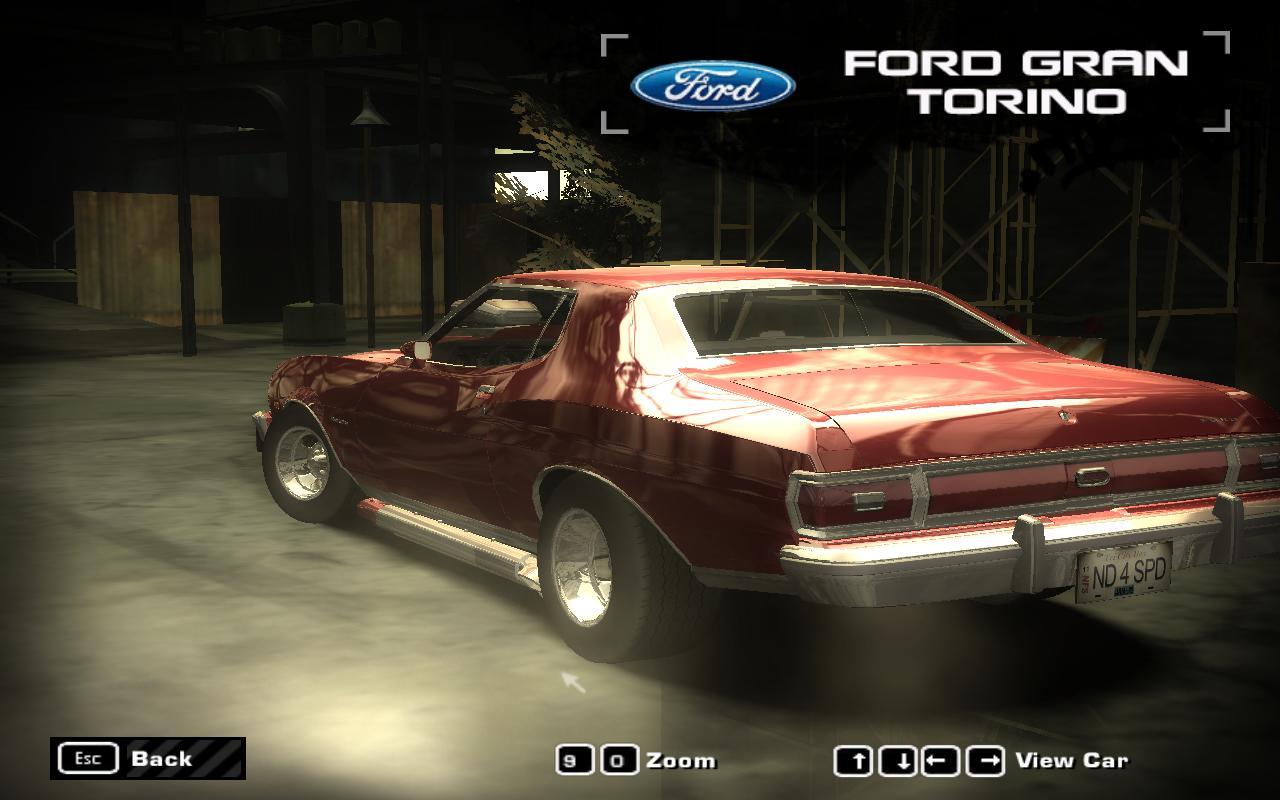 description 1974 ford gran torino beta - Ford Gran Torino Need For Speed