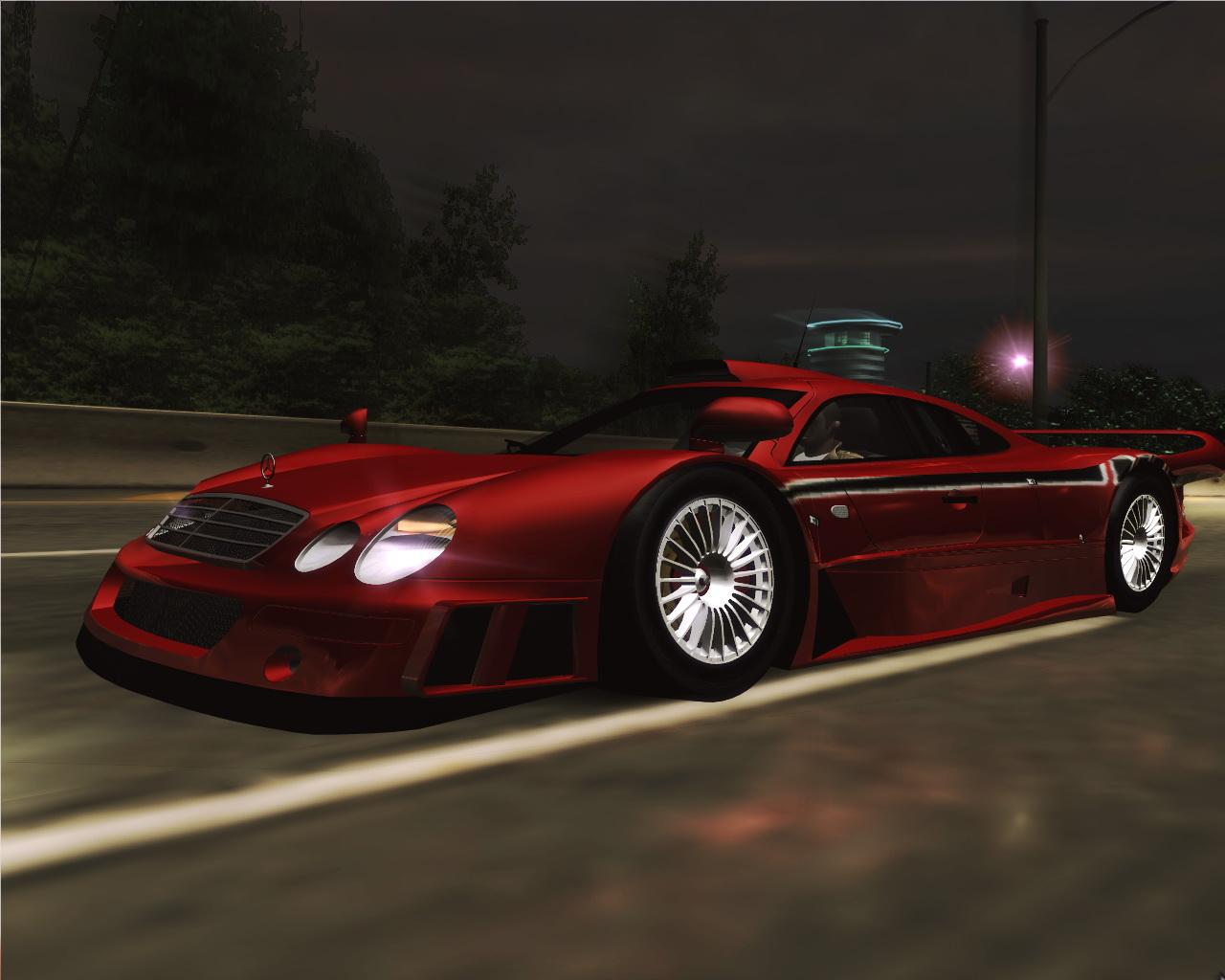 Need For Speed Underground 2 Mercedes Benz Clk Gtr Nfscars