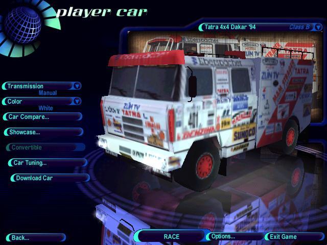 Need For Speed High Stakes Tatra 815 HAS 4x4 Dakar 1994