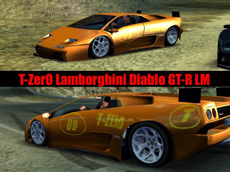 Need For Speed Hot Pursuit 2 Lamborghini Diablo GT R LM | NFSCars
