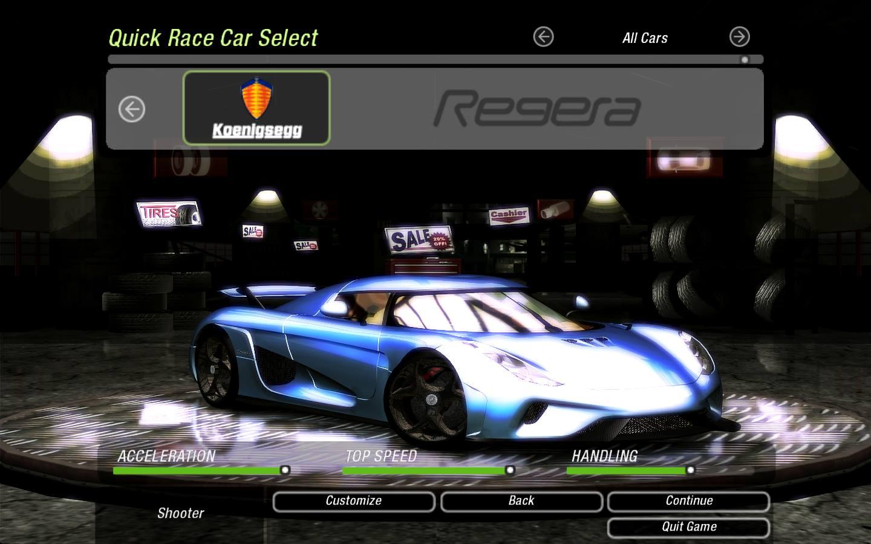 Scars Race Cars