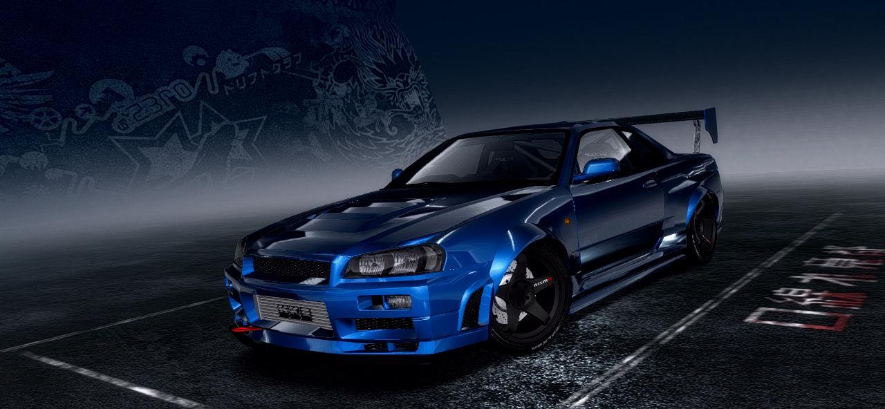 2016 Nissan Skyline >> Need For Speed Pro Street Nissan SKYLINE R34 GTR | NFSCars