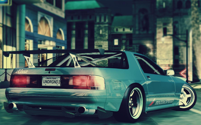 "Mazda Rx7 2016 >> Need For Speed Underground 2 Mazda RX-7 FC3S ""Savanna"" '90 ..."