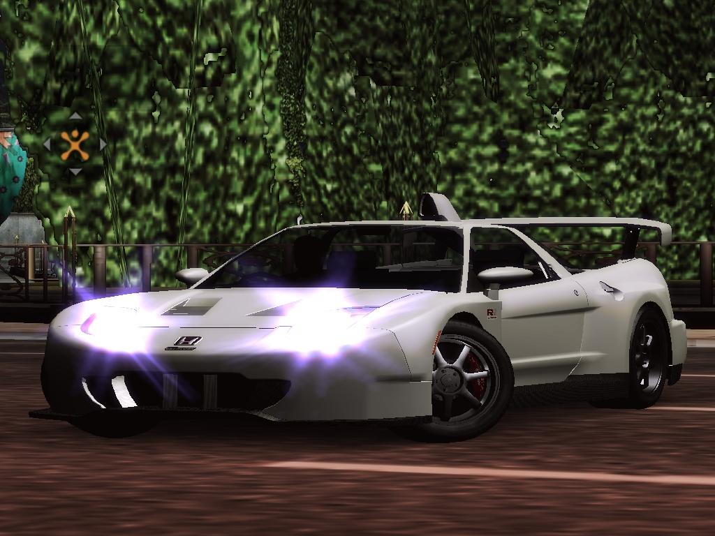 Need For Speed Underground 2 Honda NSX RR MUGEN CONCEPT ...