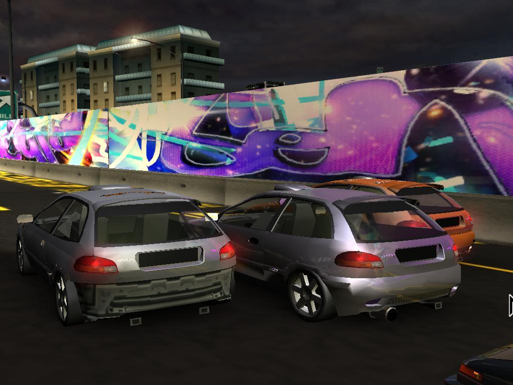 Need For Speed Underground 2 Proton Satria Gti Nfscars