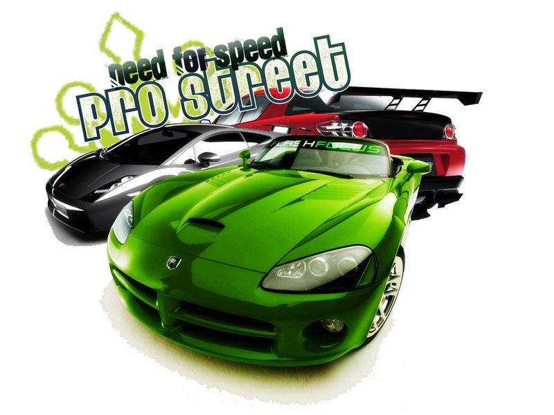 need for speed pro street تحميل
