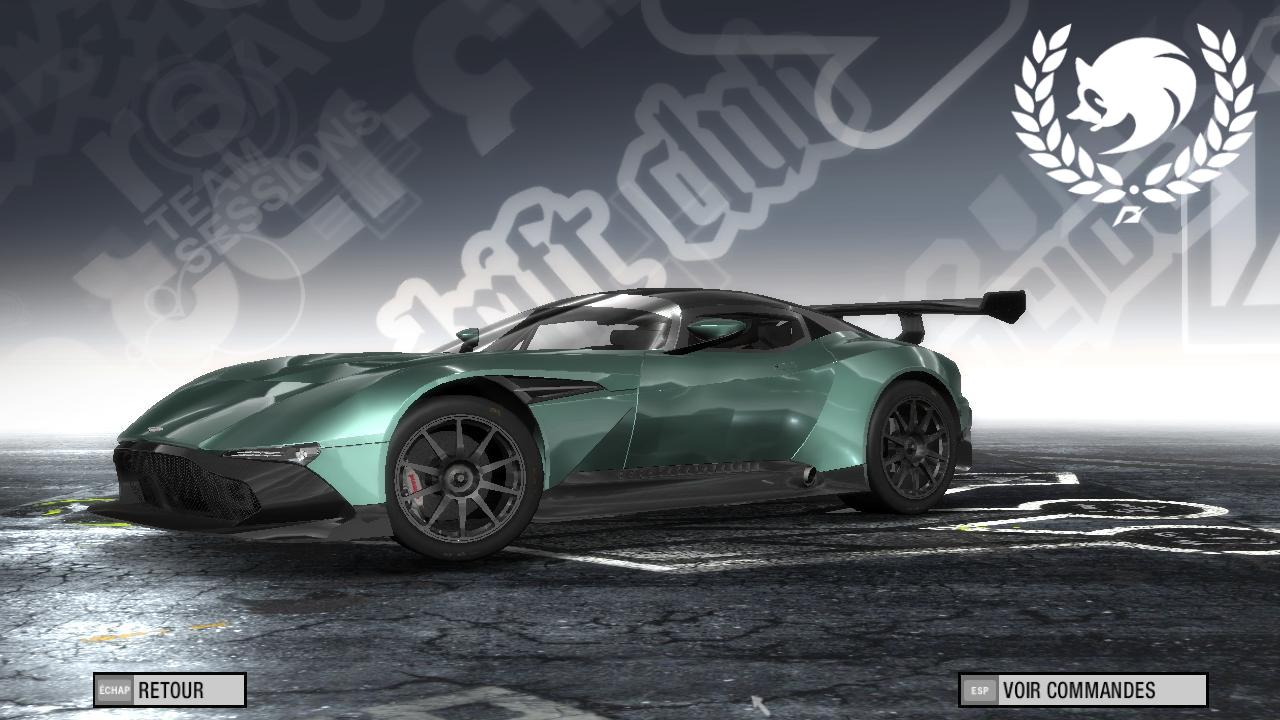 Need For Speed Pro Street Aston Martin Vulcan Fix