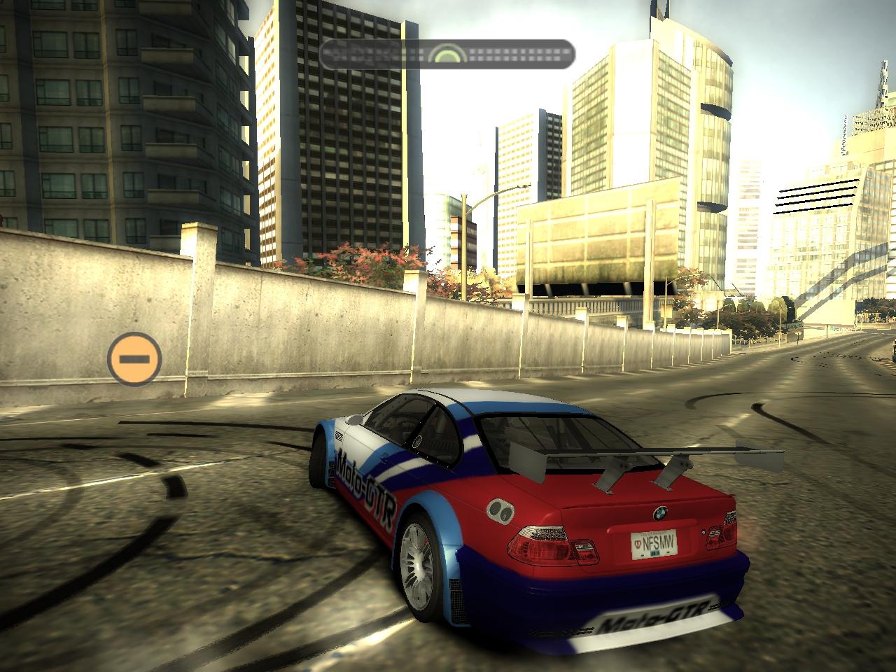 Down Games Car