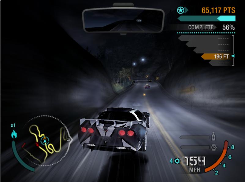 Need For Speed Carbon NFS Carbon Enhancement MOD FINAL (Do
