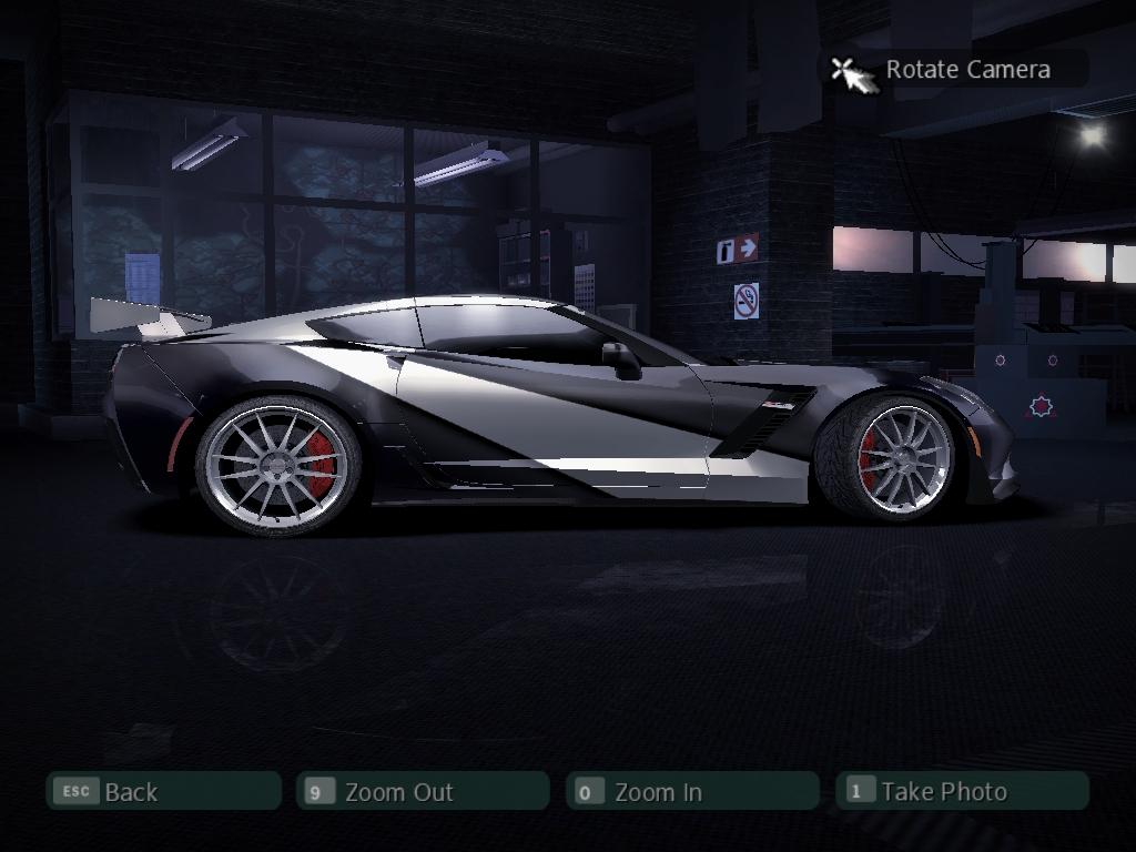 need for speed carbon chevrolet corvette c7 z06 nfscars. Black Bedroom Furniture Sets. Home Design Ideas