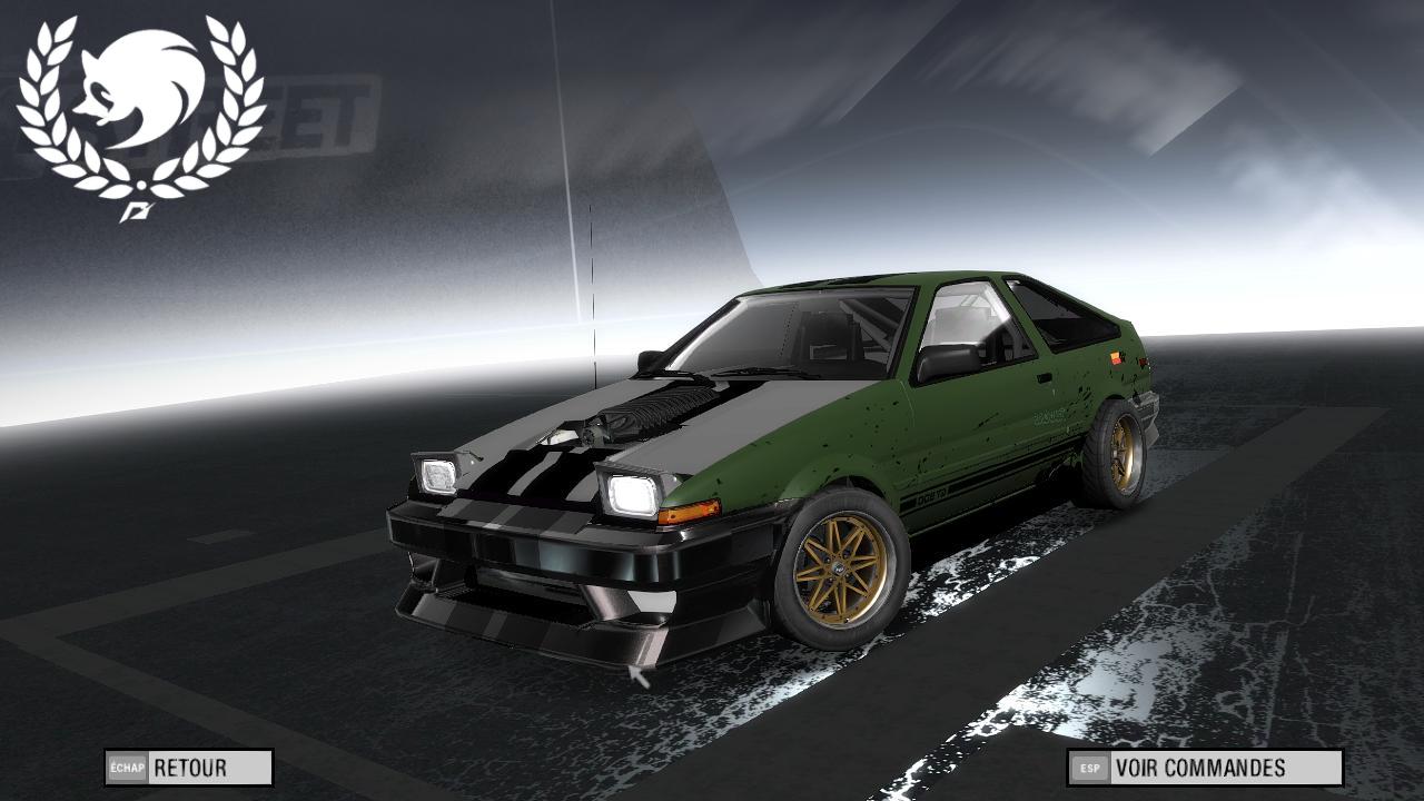 Toyota Corolla Parts >> Need For Speed Pro Street Toyota Corolla AE86 Trueno | NFSCars