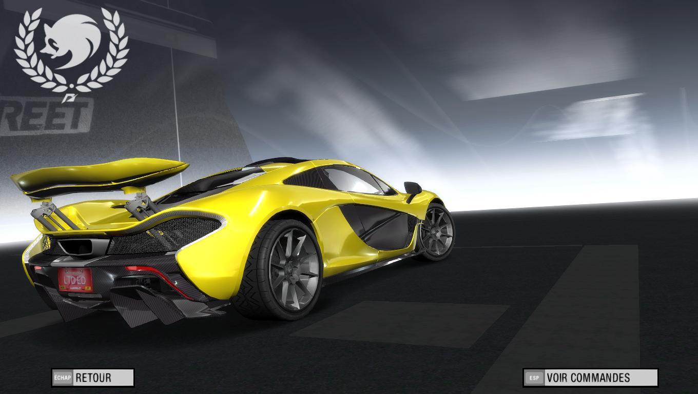 Pro Street Cars >> Need For Speed Pro Street McLaren P1 + GTR | NFSCars