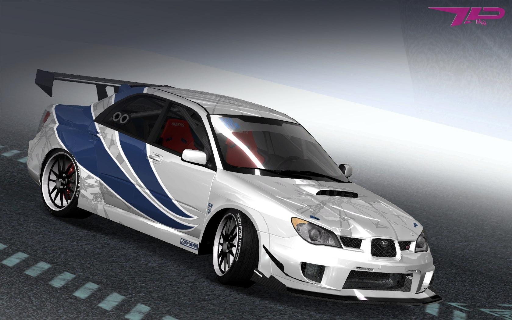 Subaru Performance Tuning >> Need For Speed Pro Street Subaru Impreza WRX STI 2006 ...