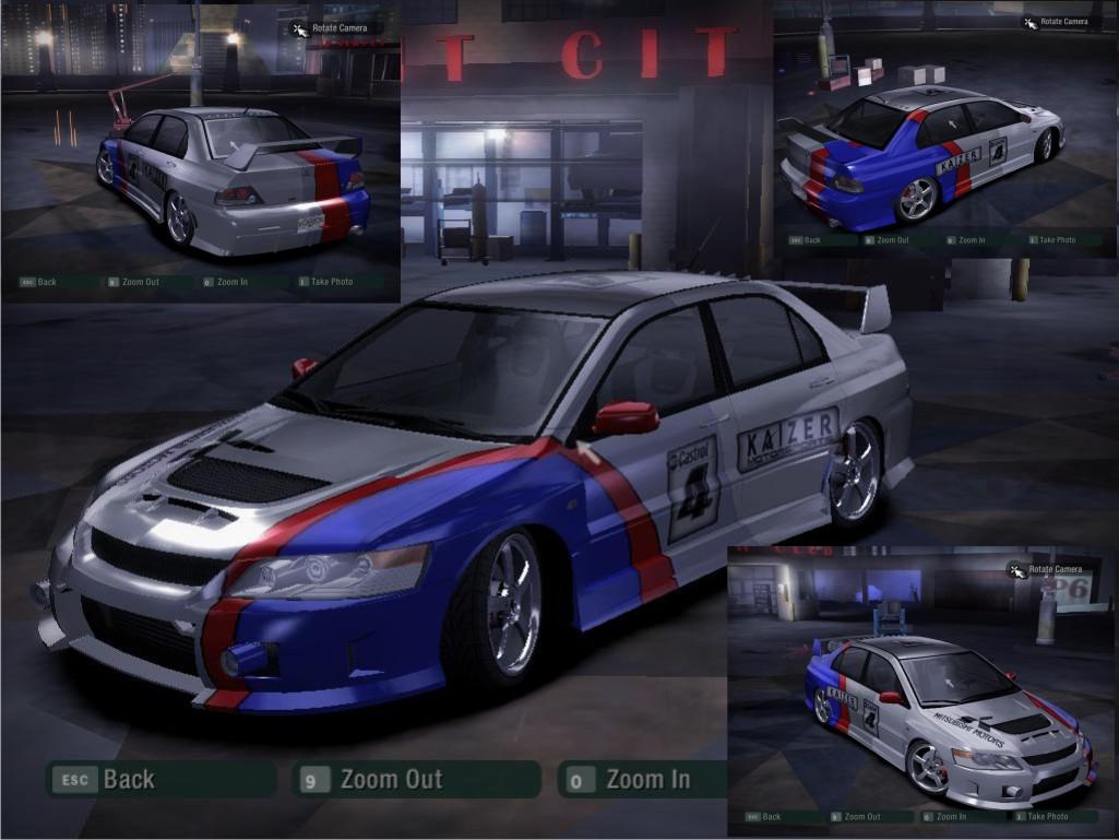 Mitsubishi Lancer Evo Ix Mr By Piru Argentina Need For Speed Carbon Nfscars