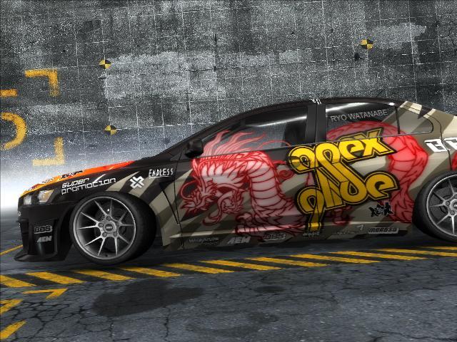 Ryo Watanabe By Vladi B Need For Speed Pro Street Nfscars