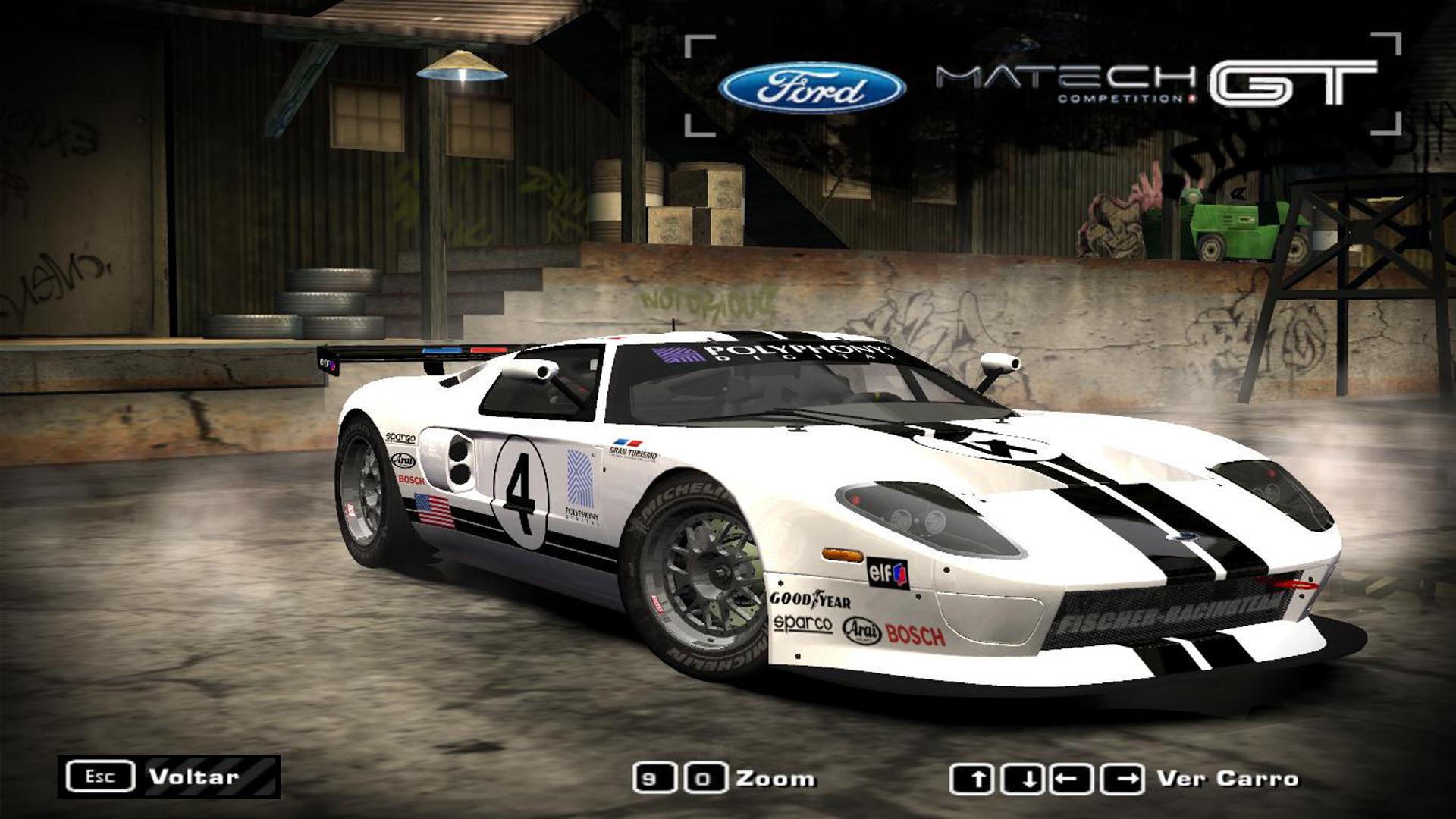 Gran Turismo  Ford Gt