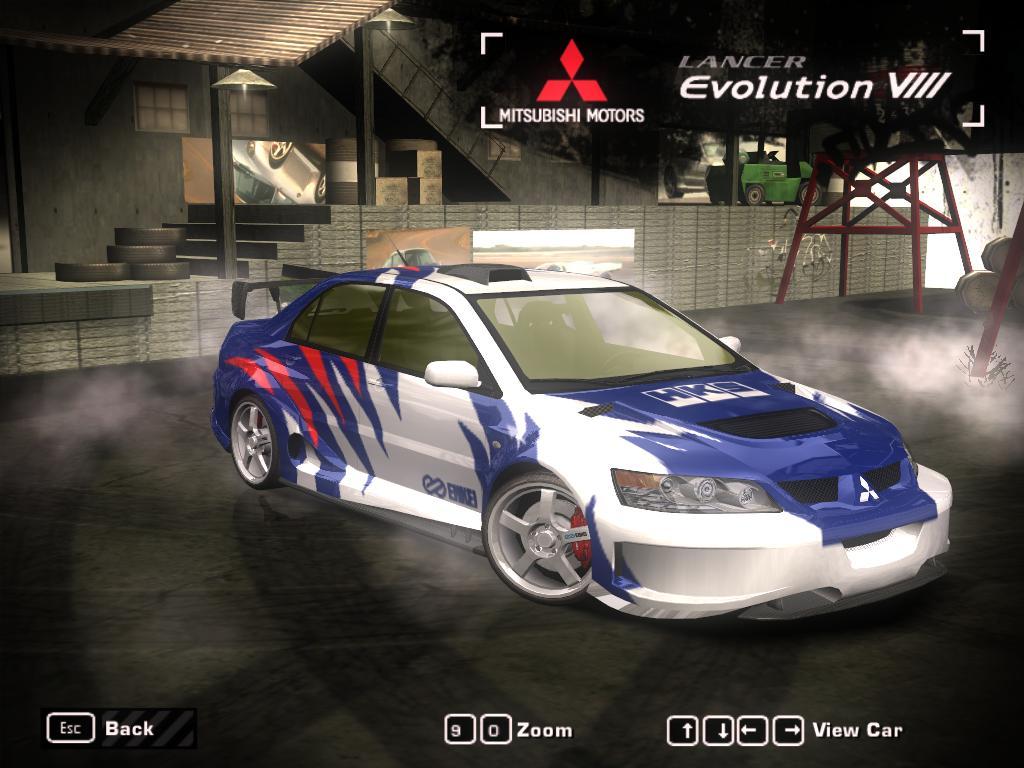 "2016 Lancer Evolution >> Mitsubishi Lancer Evolution VIII ""Earl"" by xiaojieyule ..."