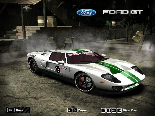 Castrol Syntec Ford Gt My Version