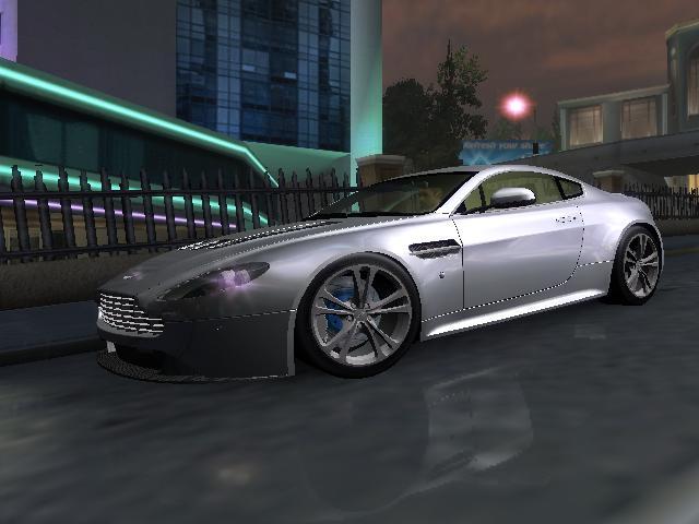 2009 Aston Martin V12 Vantage 2010 Mini Coupe Concept By Cobra0281