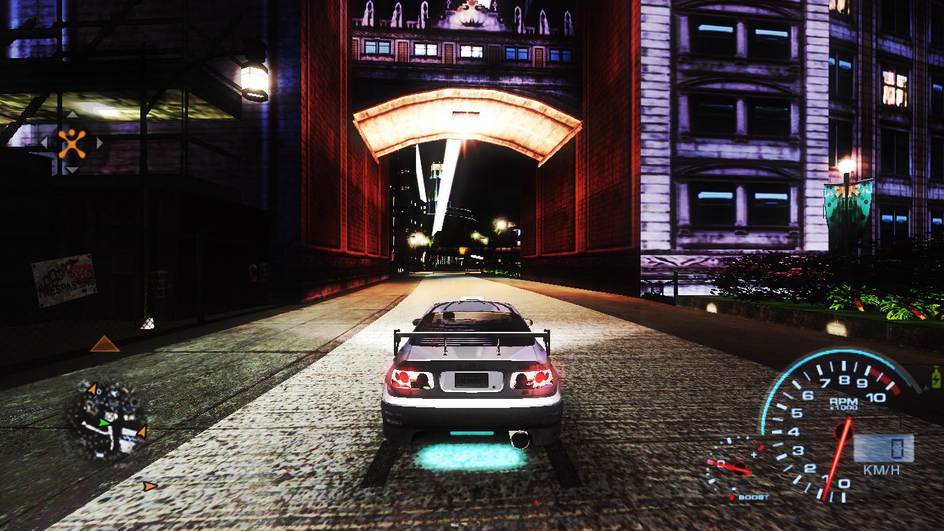 Redux 2018 udapte by TKRFX | Need For Speed Underground 2